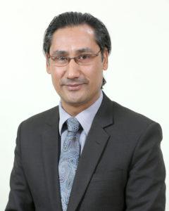 NAMASH SINGH DEUJA - Chief Operating Officer